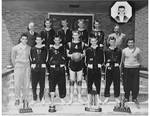 N.F.C.V.I. Senior Boys Basketball Teams, 1951, 1952 & 1953