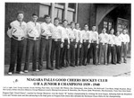Niagara Falls GoodCheers Hockey Club 1939 - 1940