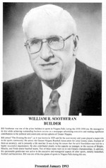 Sootheran, William R (Bill)