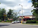 Tim Hortons (8 locations in Niagara Falls)