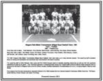 Niagara Falls Mr. Transmission Midget Boys Fastball Team, 1991
