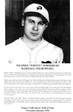 Whitehead, Wilfred (Whitey)