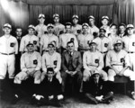 Team member of Brights Red Birds Niagara District Senior Champions and OBA semi-finalists 1938