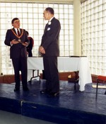 Click to view Induction Ceremony