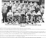 Fallsview Firemen Major A Midget Hockey Team