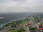 (Thumbnail) Aerial View of the Lower Niagara River, and Niagara Falls, New York (image/jpeg)