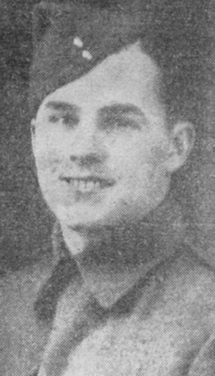 Corporal Kenneth Douglas Smith 48th Highlanders of the Canadian First Division d. October 4 1943   (image/jpeg)