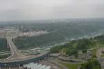 (Thumbnail) Aerial View of American Customs, Rainbow Bridge and the Lower Niagara River (image/jpeg)