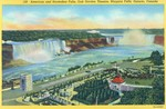 (Thumbnail) American and Horseshoe Falls Oak [Oakes] Garden Theatre Niagara Falls Ontario Canada (image/jpeg)