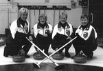 (Thumbnail) Niagara Falls Sports Wall of Fame - Gloria Sorley's Curling Team - Era 1991 - (image/jpeg)