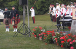 (Thumbnail) The Battle of Lundy's Lane 200th Anniversary Commemorative Event - Bugler Playing, 03 (image/jpeg)