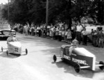 (Thumbnail) 3rd annual Optimist Club Soap Box Derby Drummond Hill 1960 (image/jpeg)