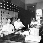 (Thumbnail) Ron Yorke, Jack Hodges and Bill Gough in the control room of the Toronto Power Plant (image/jpeg)
