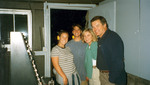 (Thumbnail) American actor Robert Urich and son Ryan, with two ladies (image/jpeg)