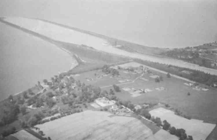Aerial View of Port Weller Harbour (image/jpeg)