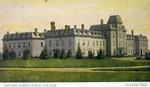 (Thumbnail) Ontario Agricultural College Guelph Ont. [Ontario] (image/jpeg)