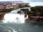 (Thumbnail) Aerial View of the American Falls from the Skylon Tower (image/jpeg)