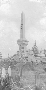 (Thumbnail) Battle of Lundy's Lane Monument - Drummond Hill Cemetery (image/jpeg)