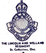 (Thumbnail) Insignia of the Lincoln and Welland Regiment - St Catharines Ontario (image/jpeg)
