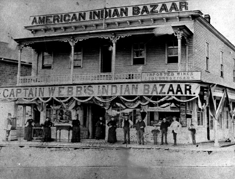 Captain Webb's Indian Bazaar (image/jpeg)