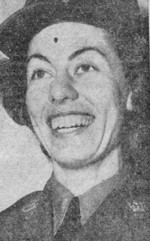 (Thumbnail) Private Margaret King  Canadian Women's Army Corps (image/jpeg)