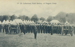 (Thumbnail) 7th (St Catharines) Field Battery at Niagara Camp (image/jpeg)