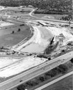 (Thumbnail) Aerial view of construction on the New QEW Traffic Circle (image/jpeg)