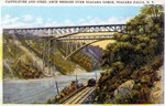 (Thumbnail) Cantilever and Steel Arch Bridges over Niagara Gorge, Niagara Falls NY (image/jpeg)