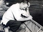 """(Thumbnail) Mourning William """"Red"""" Hill Junior's death on the Niagara River August 5, 1951 (image/jpeg)"""