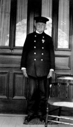 (Thumbnail) G (George)? Shrimpton among the first policemen to patrol Queen Victoria Park (image/jpeg)