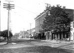 (Thumbnail) Erie Avenue at the junction of Queen Street Lundy Block including public library (right) (image/jpeg)