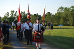 (Thumbnail) Battle of Chippawa Commemorative Service, 2011 - Contingent Marching from Service (image/jpeg)