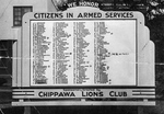 (Thumbnail) Billboard of Names for those who Served in the Armed Forces (image/jpeg)