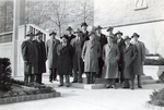 (Thumbnail) Commissioners of the Niagara Falls Bridge Commission in Oakes Garden Theatre (image/jpeg)