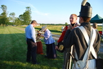 (Thumbnail) Battle of Chippawa Commemorative Service, 2011 - Contingent after Service (image/jpeg)