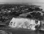 (Thumbnail) Aerial View of the American Falls and Niagara Falls, New York (image/jpeg)