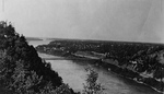 (Thumbnail) Aerial View of the Lewiston-Queenston Suspension Bridge (image/jpeg)