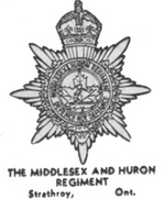 (Thumbnail) Insignia of the Middlesex and Huron Regiment - Strathroy Ontario (image/jpeg)