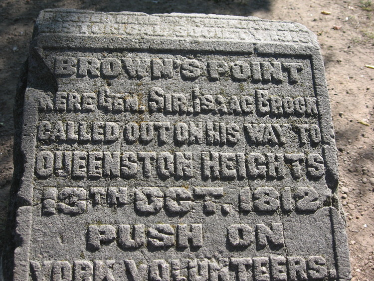Brown's Point Monument (image/jpeg)