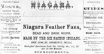 (Thumbnail) Advertising for Niagara Falls Museum owner Thomas Barnett (image/jpeg)