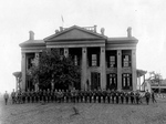 (Thumbnail) 44th Regiment Stationed at Dr. Macklem's Home - Old Manor Camp (image/jpeg)