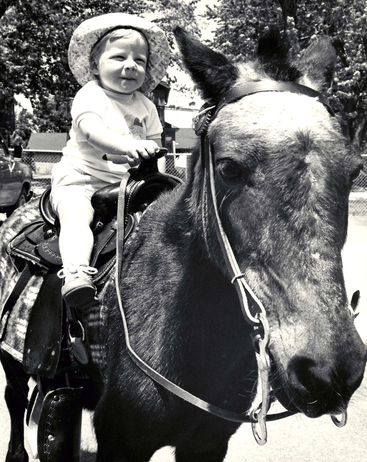 Christopher Fisher rides a Pony (image/jpeg)