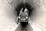 (Thumbnail) Automobile in a water conduit for the Ontario Power Company (image/jpeg)
