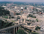 (Thumbnail) Aerial view of the city of Niagara Falls, Ontario, Canada (image/jpeg)