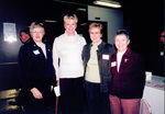 (Thumbnail) 16th annual Sports Wall of Fame Induction ceremony - Gloria Sorley's Curling Team at the reception (image/jpeg)