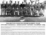 (Thumbnail) Niagara Falls Sports Wall of Fame - Houcks Senior Baseball Team 1946 (image/jpeg)