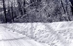 (Thumbnail) Blizzard of 77 - road around Dufferin Island (image/jpeg)