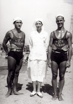 (Thumbnail) Cyanamid Swimming Pool - Company Lifeguards and Nurse (image/jpeg)