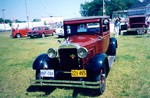 (Thumbnail) 1923 Hudson Essex motor car at the Canada Day celebrations at Niagara Falls (image/jpeg)