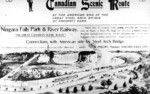 (Thumbnail) Advertising for the Great Canadian Scenic Route - Niagara Falls Park & River Railway (image/jpeg)